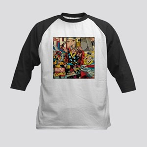 Thor Collage Kids Baseball Jersey