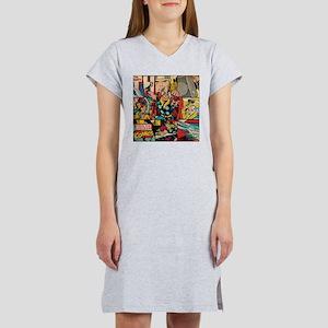 Thor Collage Women's Nightshirt