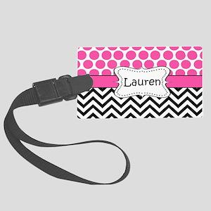 Lauren Large Luggage Tag