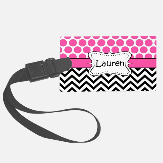 Lauren Luggage Tag