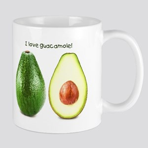 I Love Guacamole Mug Mugs