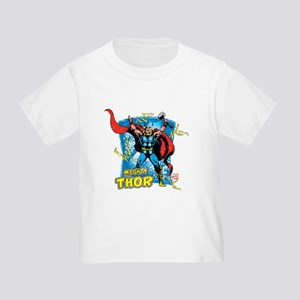 Mighty Thor Toddler T-Shirt