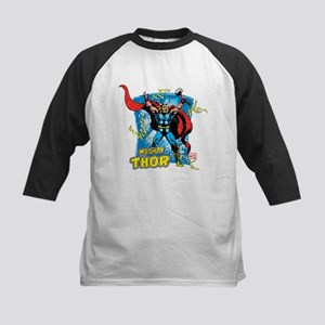 Mighty Thor Kids Baseball Jersey