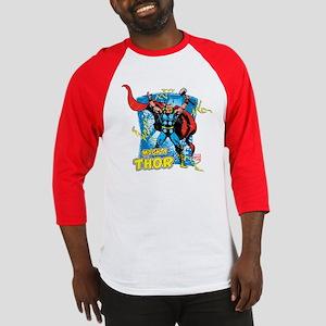 Mighty Thor Baseball Jersey