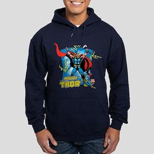 Mighty Thor Hoodie (dark)