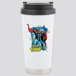 Mighty Thor Stainless Steel Travel Mug