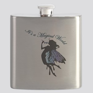 Its a Magical World Flask