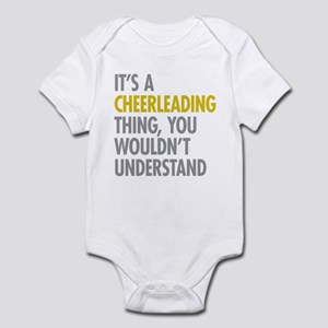 Its A Cheerleading Thing Infant Bodysuit