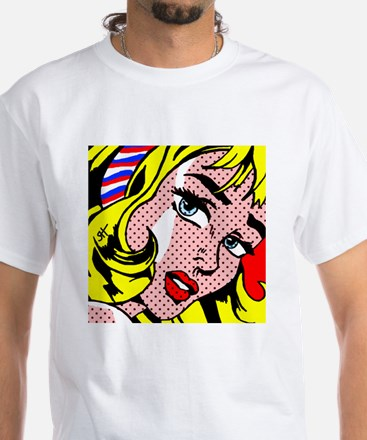 Popart Girl T-Shirt
