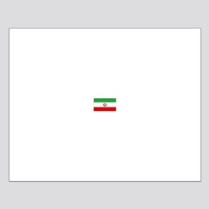 iran flag Small Poster