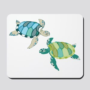 Sea Turtles Mousepad