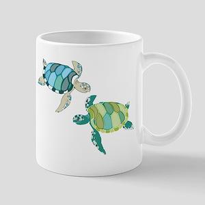 Sea Turtles Mugs