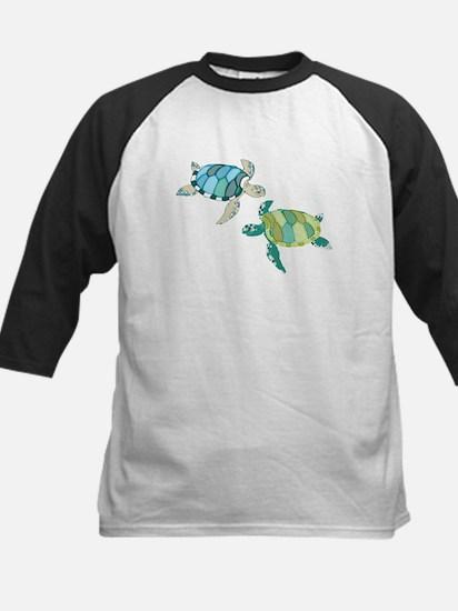 Sea Turtles Baseball Jersey