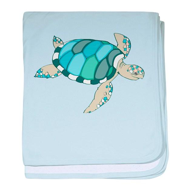 Blue baby turtles - photo#52