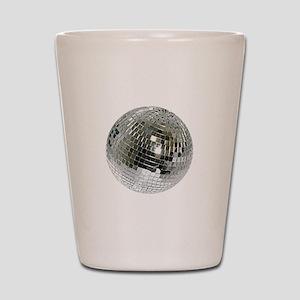 Spazzoid Disco Ball Shot Glass