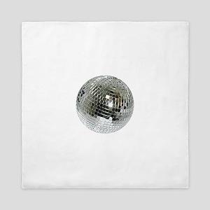Spazzoid Disco Ball Queen Duvet