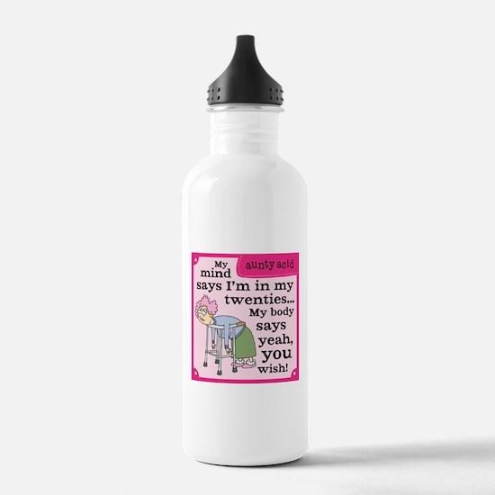 Aunty Acid: In My Twen Water Bottle