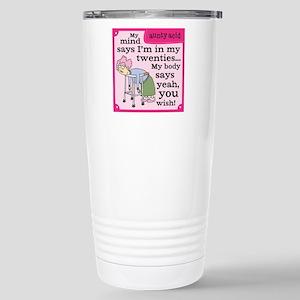 Aunty Acid: In My Twent Stainless Steel Travel Mug