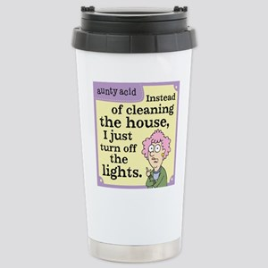 Aunty Acid: Cleaning Ho Stainless Steel Travel Mug