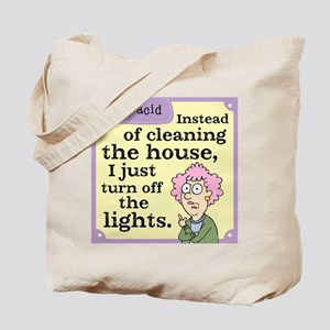Aunty Acid: Cleaning House Tote Bag
