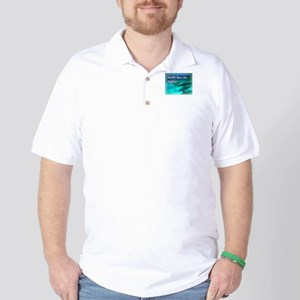 Save The Dolphins! Golf Shirt