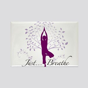 JustBreathe Magnets