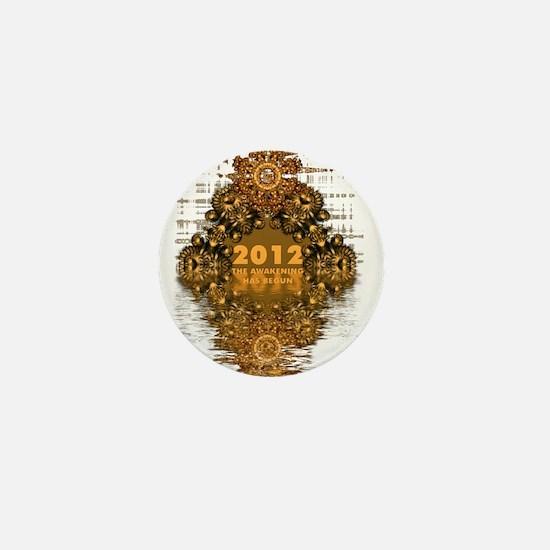 AWAKENING 2012 Mini Button