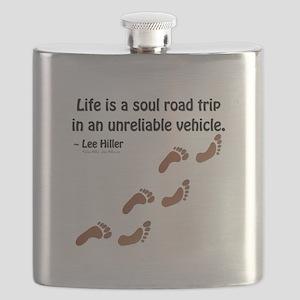 Soul Road Trip Flask