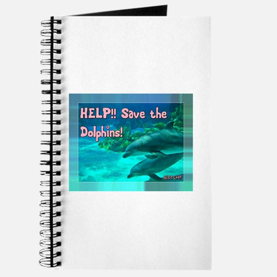 Save the Dolphins! Journal