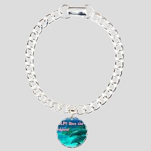 Save the Dolphins! Bracelet