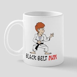 Black Belt Mom Mug