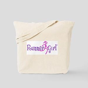 RunnerGirl Tote Bag