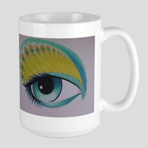 Peacock Eye Mugs