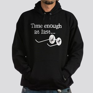 Time Enough At Last Hoodie (dark)