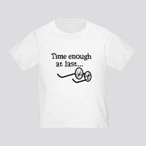 Time Enough At Last Toddler T-Shirt
