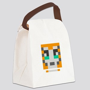 Stampy Canvas Lunch Bag