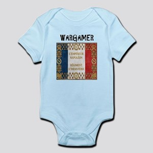 Napoleonic French Infant Bodysuit