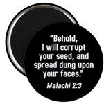 Malachi 2:3 2.25