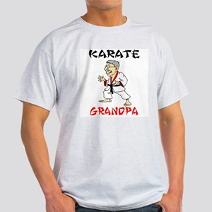 Karate Grandpa Light T-Shirt