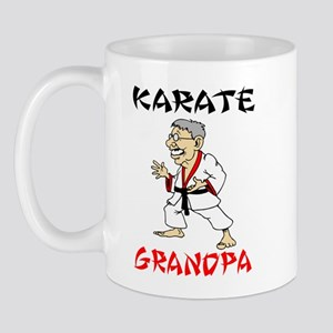 Karate Grandpa Mug