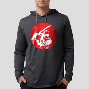 RedLogo Long Sleeve T-Shirt