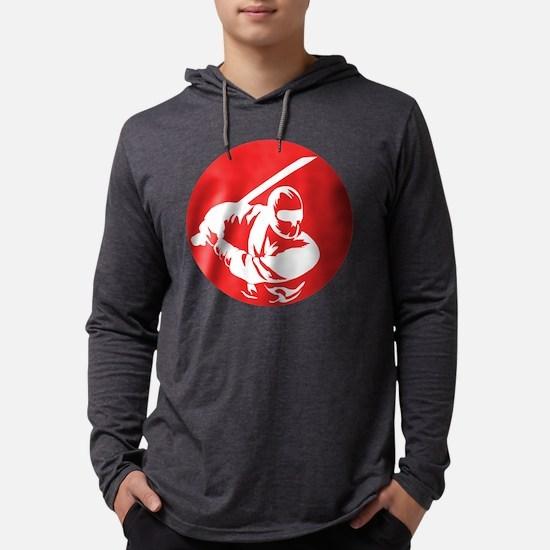 RedLogo Long Sleeve T-Shirt