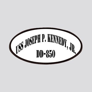 USS JOSEPH P. KENNEDY, JR. Patch