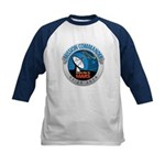 Mission Commander Kids Baseball Jersey