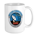 Mission Commander Large Mug