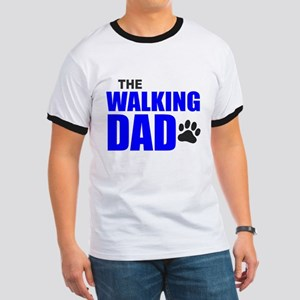 The Walking Dad Ringer T