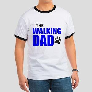 The Walking Dad Ringer T