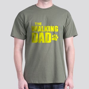 The Walking Dad Dark T-Shirt