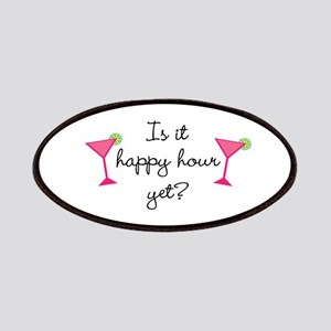 Happy Hour Yet? Patches
