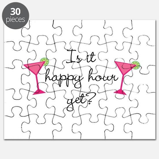 Happy Hour Yet? Puzzle